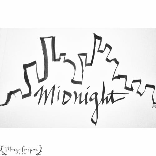 MidnightSketch