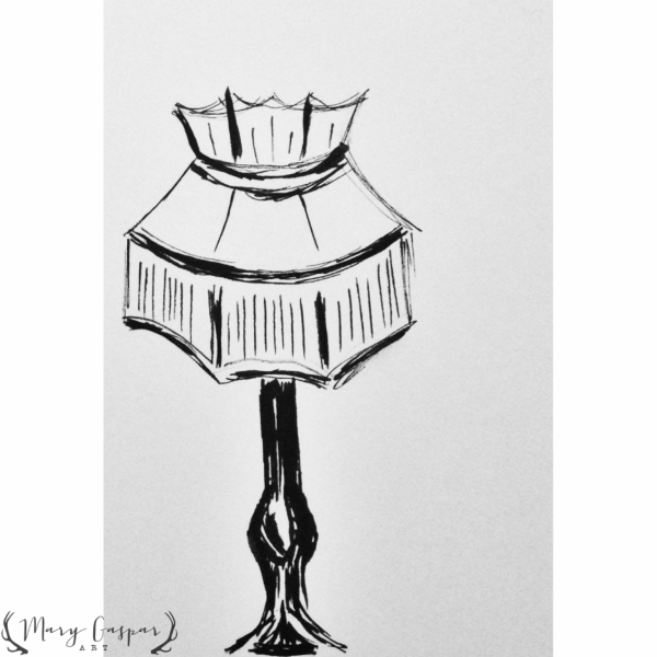DowntonLamp